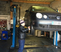 Projets euralens for Garage solidaire bethune